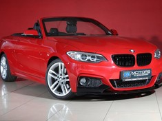 2016 BMW 2 Series 220i Convertible M Sport Auto (F23) North West Province