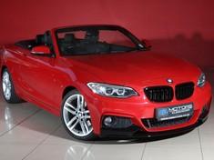 2016 BMW 2 Series 220i Convertible M Sport Auto F23 North West Province Klerksdorp_2