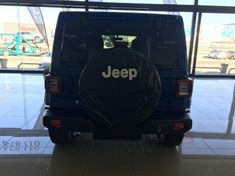 2020 Jeep Wrangler UNLTD Sahara 3.6 V6 Gauteng Johannesburg_3