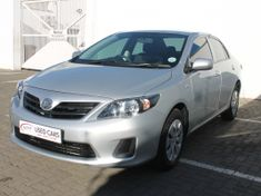 2019 Toyota Corolla Quest 1.6 Eastern Cape King Williams Town_2