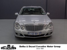 2009 Mercedes-Benz E-Class E 320 Cdi  Gauteng Vereeniging_4