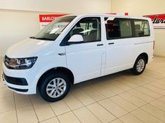 2018 Volkswagen Transporter T6 KOMBI 2.0 TDi DSG 103kw (Trendline Plus) Gauteng