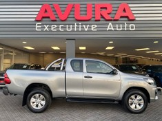 2018 Toyota Hilux 2.4 GD-6 RB SRX P/U E/CAB North West Province