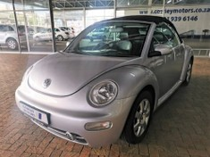 2004 Volkswagen Beetle 2.0 Cabriolet  Western Cape