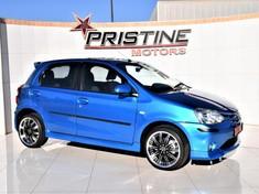 2014 Toyota Etios 1.5 Xs 5dr  Gauteng De Deur_0