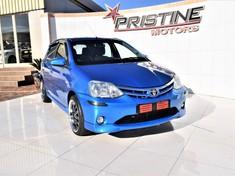 2014 Toyota Etios 1.5 Xs 5dr  Gauteng De Deur_1