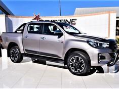 2020 Toyota Hilux 2.8 GD-6 Raider 4x4 Auto Double Cab Legend 50 Gauteng