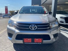 2017 Toyota Hilux 2.4 GD-6 RB SRX Double Cab Bakkie North West Province Rustenburg_1