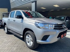2017 Toyota Hilux 2.4 GD-6 RB SRX Double Cab Bakkie North West Province Rustenburg_2