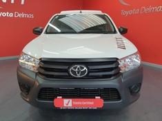 2020 Toyota Hilux 2.4 GD AC Single Cab Bakkie Mpumalanga Delmas_1