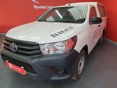 2020 Toyota Hilux 2.4 GD AC Single Cab Bakkie Mpumalanga Delmas_2