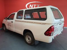 2020 Toyota Hilux 2.4 GD AC Single Cab Bakkie Mpumalanga Delmas_3