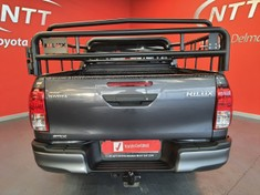 2020 Toyota Hilux 2.4 GD-6 RB SRX Double Cab Bakkie Mpumalanga Delmas_4