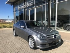 2013 Mercedes-Benz C-Class C180 Be Coupe A/t  Free State