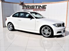 2012 BMW 1 Series 120d Coupe Sport A/t  Gauteng