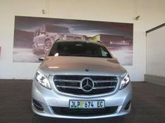 2019 Mercedes-Benz V-Class V250 Bluetech Avantgarde Auto Gauteng Midrand_4
