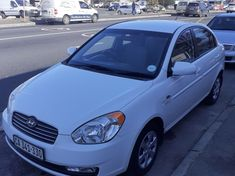 2008 Hyundai Accent 1.6 Gls Hs At  Western Cape Bellville_1