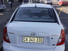 2008 Hyundai Accent 1.6 Gls Hs At  Western Cape Bellville_4