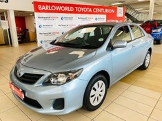 2016 Toyota Corolla Quest 1.6 Auto Gauteng