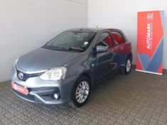 2020 Toyota Etios 1.5 Xs 5dr  Gauteng Soweto_0