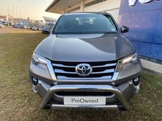 2018 Toyota Fortuner 2.8GD-6 RB Auto Mpumalanga Nelspruit_2