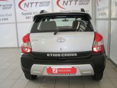 2018 Toyota Etios Cross 1.5 Xs 5Dr Mpumalanga White River_3