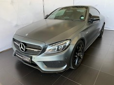 2017 Mercedes-Benz C-Class AMG C43 Coupe Western Cape