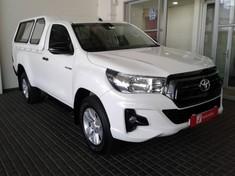2019 Toyota Hilux 2.4 GD-6 RB SRX Single Cab Bakkie Gauteng