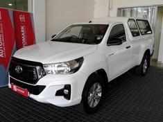 2019 Toyota Hilux 2.4 GD-6 RB SRX Single Cab Bakkie Gauteng Rosettenville_2