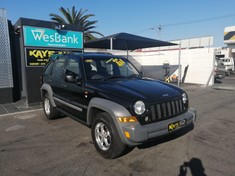 2006 Jeep Cherokee 2.8 Crd Limited A/t  Western Cape