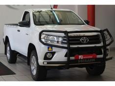 2017 Toyota Hilux 2.4 GD-6 SRX 4X4 Single Cab Bakkie Auto Mpumalanga