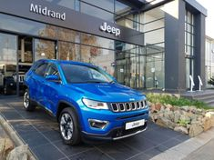 2020 Jeep Compass 1.4T Limited Gauteng