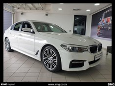 2017 BMW 5 Series 520d M Sport Western Cape
