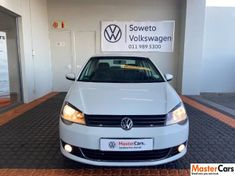2017 Volkswagen Polo Vivo GP 1.6 Comfortline Gauteng Soweto_3