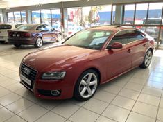 2010 Audi A5 Sportback 2.0tfsi Multitronic  Mpumalanga Middelburg_2