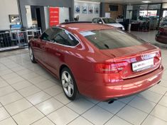 2010 Audi A5 Sportback 2.0tfsi Multitronic  Mpumalanga Middelburg_3