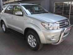 2010 Toyota Fortuner 4.0 V6 A/t  Gauteng