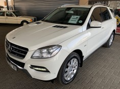 2012 Mercedes-Benz M-Class ML 250 Bluetec  Mpumalanga