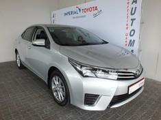 2015 Toyota Corolla 1.6 Prestige Western Cape