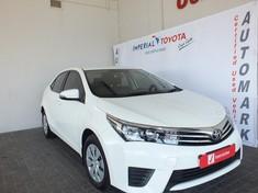 2017 Toyota Corolla 1.6 Esteem Western Cape
