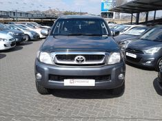 2010 Toyota Hilux 2.7 Vvti Raider Rb Pu Dc  Gauteng Roodepoort_2