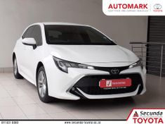 2020 Toyota Corolla 1.2T XR CVT 5-Door Mpumalanga Secunda_0