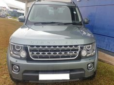 2015 Land Rover Discovery 4 3.0 Tdv6 Se  Mpumalanga Nelspruit_2