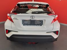 2020 Toyota C-HR 1.2T Plus CVT Mpumalanga Delmas_4
