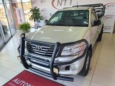 2014 Toyota Hilux 2.5 D-4d Srx 4x4 P/u S/c  Limpopo