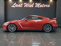 2014 Nissan GT-R Black Edition  Mpumalanga Middelburg_1