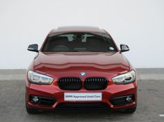 2019 BMW 1 Series 118i Sport Line 5DR Auto f20 Kwazulu Natal Pinetown_2