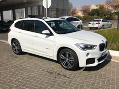 2018 BMW X1 xDRIVE20d M Sport Auto Gauteng