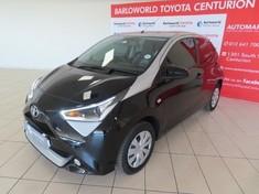 2019 Toyota Aygo 1.0 X-Clusiv 5-Door Gauteng Centurion_0