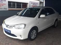 2013 Toyota Etios 1.5 Xs  Western Cape